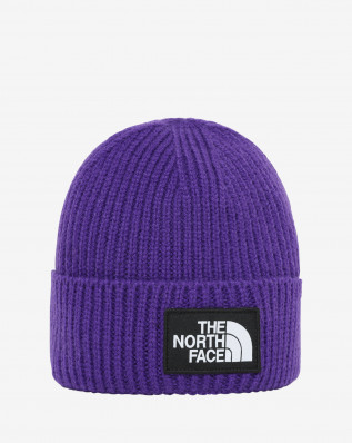 TNF LOGO BOX CUFFED BEANIE