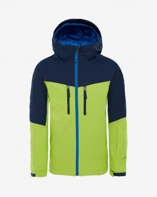 B CHAKAL INSULATED JACKET