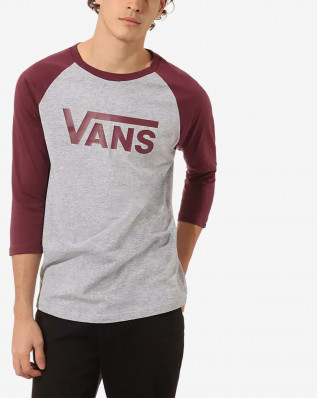 MN VANS CLASSIC RAGL ATHLETIC HEATHE