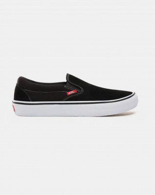 MN Slip-On Pro Black/White/Gum