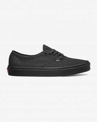 UA Authentic Black/Black