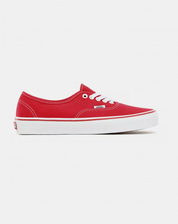 detail UA Authentic Red