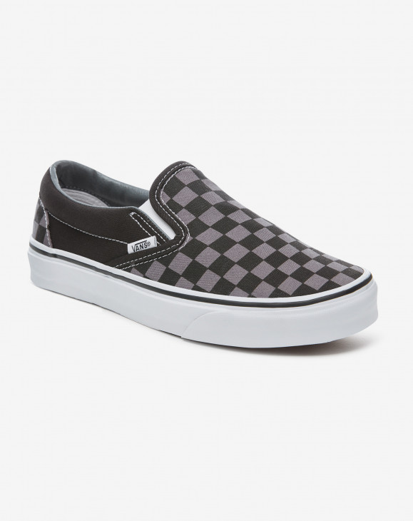 detail UA Classic Slip-On Black/Pewter Ch