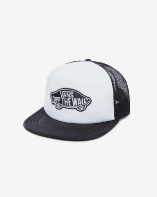 MN CLASSIC PATCH TRU White/Black