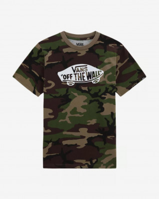 BY OTW BOYS Camo/White