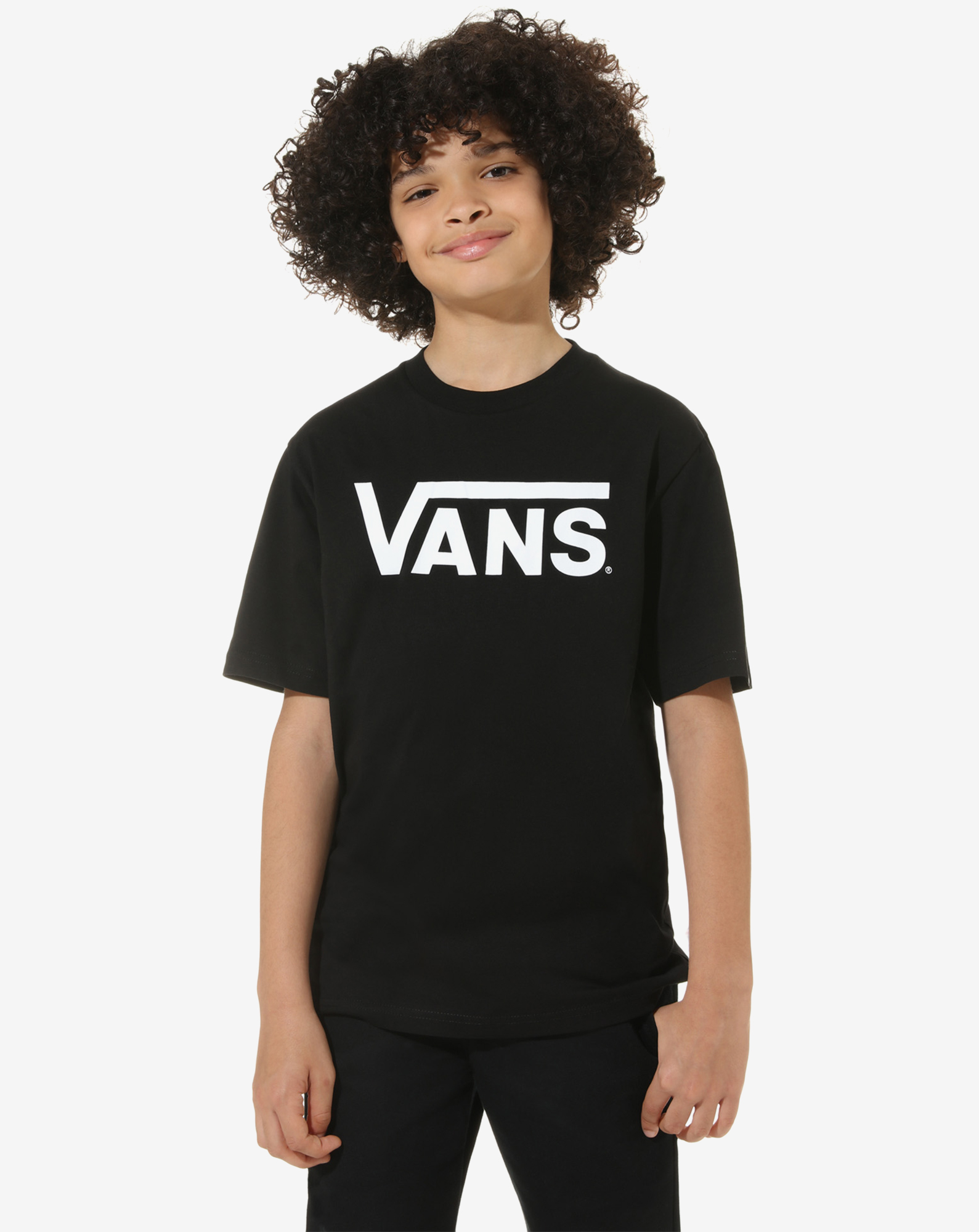 BY VANS CLASSIC BOYS Black/White