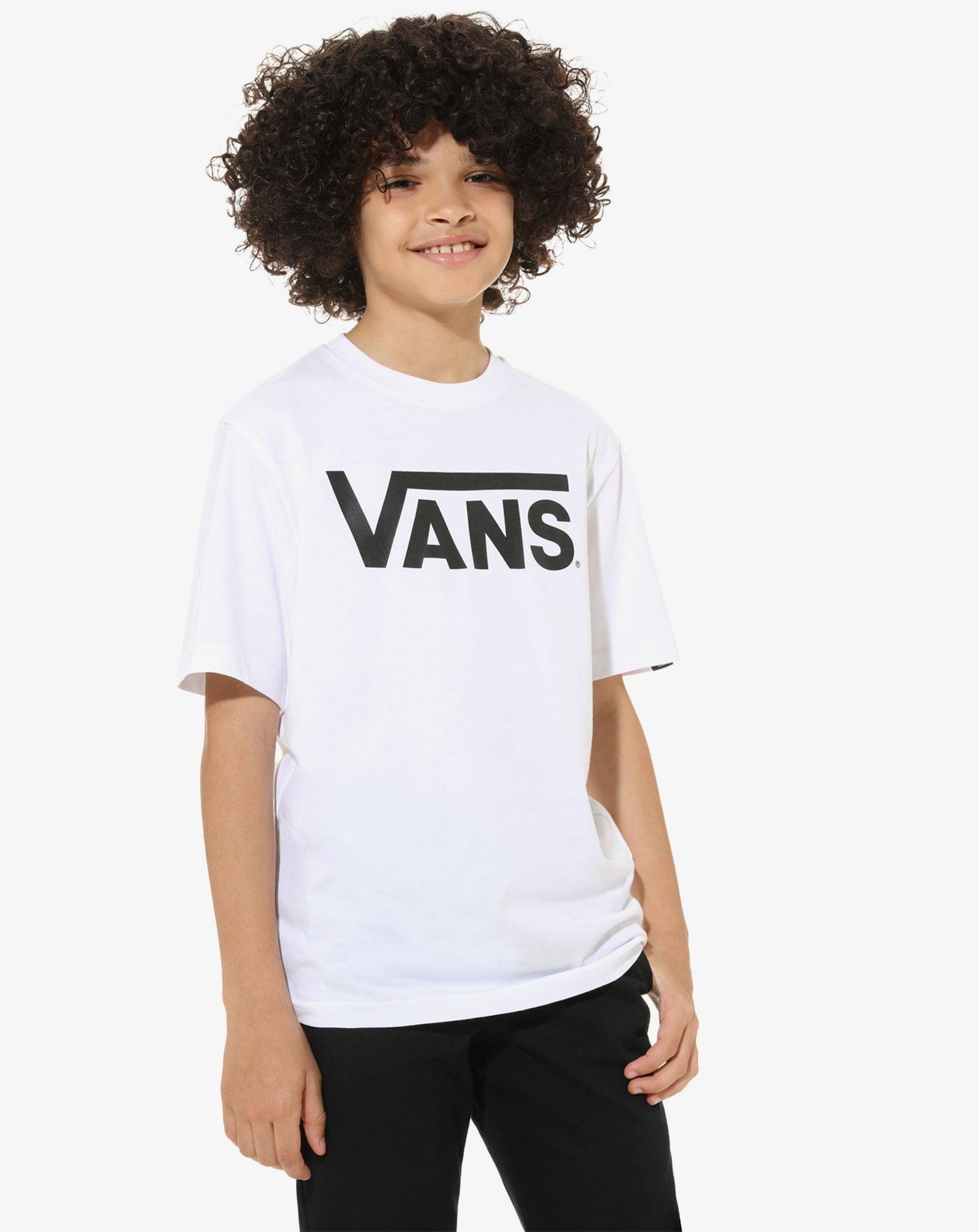 BY VANS CLASSIC BOYS White/Black