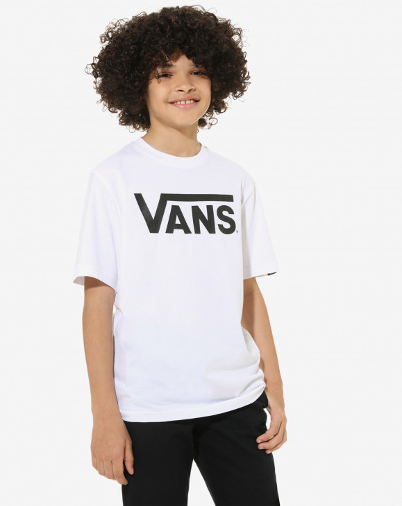 detail BY VANS CLASSIC BOYS White/Black