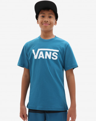 BY VANS CLASSIC BOYS MOROCCAN BLUE/W
