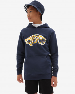 BY OTW PULLOVER FLEE DRESS BLUES/SAF