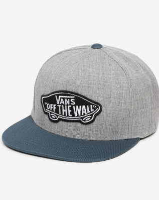 CLASSIC PATCH SNAPBACK HEATHER GREY-STARGAZER