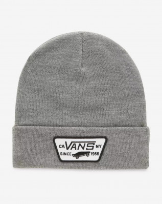 MN MILFORD BEANIE Heather Grey
