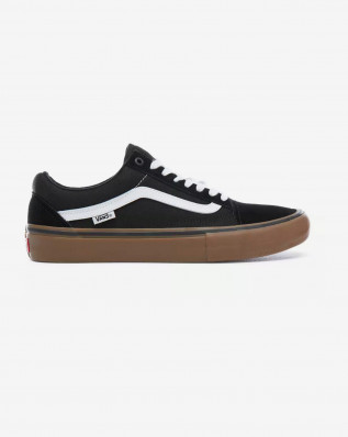 MN Old Skool Pro Black/White/Med
