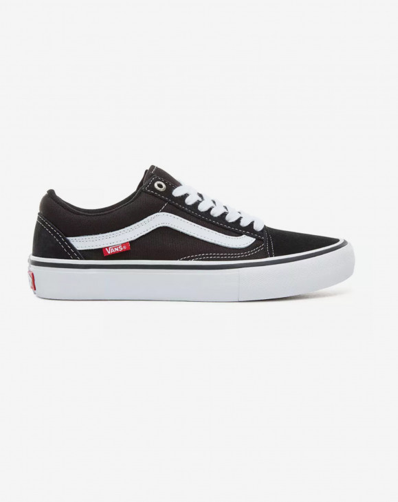 detail MN Old Skool Pro Black/White