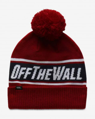 MN OFF THE WALL POM BIKING RED/DRES
