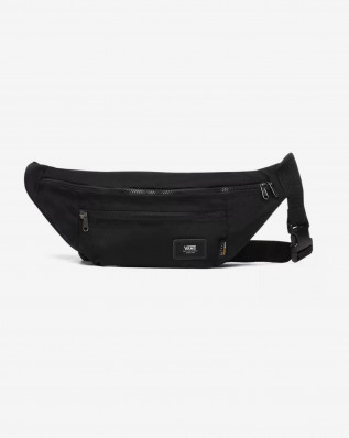 WARD CROSS BODY PACK BLACK RIPSTOP