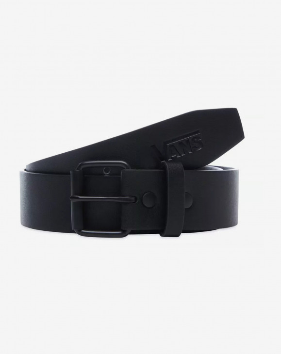 detail MN HUNTER II PU BELT Black