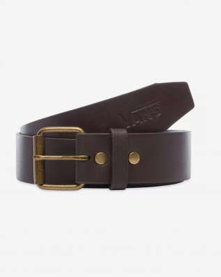 MN HUNTER II PU BELT Dark Brown