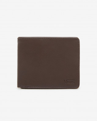 MN DROP V BIFOLD WAL Dark Brown