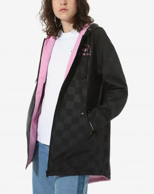 WM MERCY REVERSIBLE BLACK/FUCHSIA P