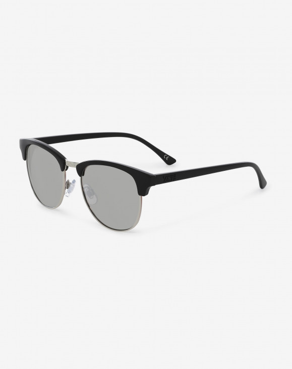 detail MN DUNVILLE SHADES Matte Black/Sil