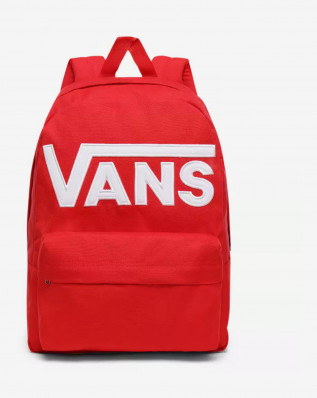 OLD SKOOL III BACKPACK RACING RED