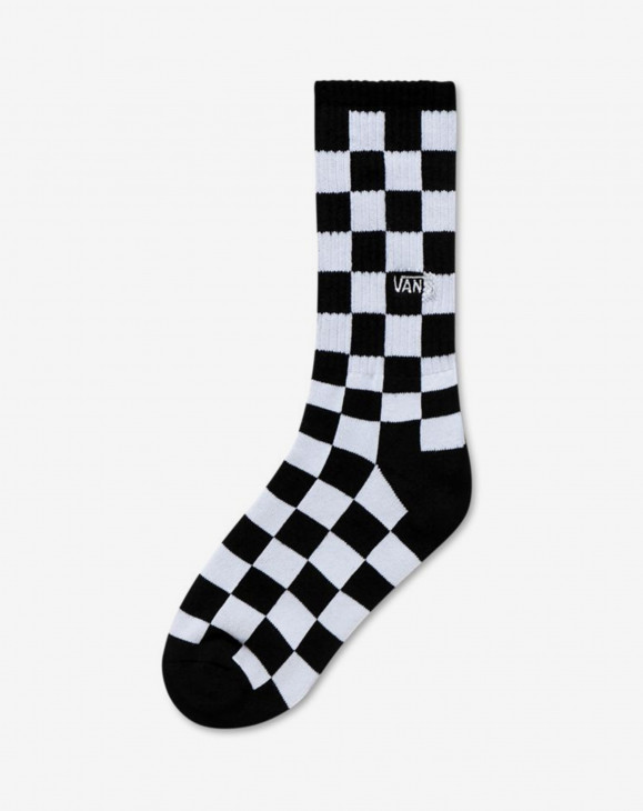 detail BY CHECKERBOARD CREW Black/White Che