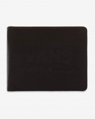 MN VANS LOGO WALLET Dark Brown