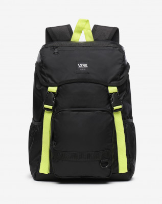 RANGER BACKPACK BLACK-LEMON TONIC