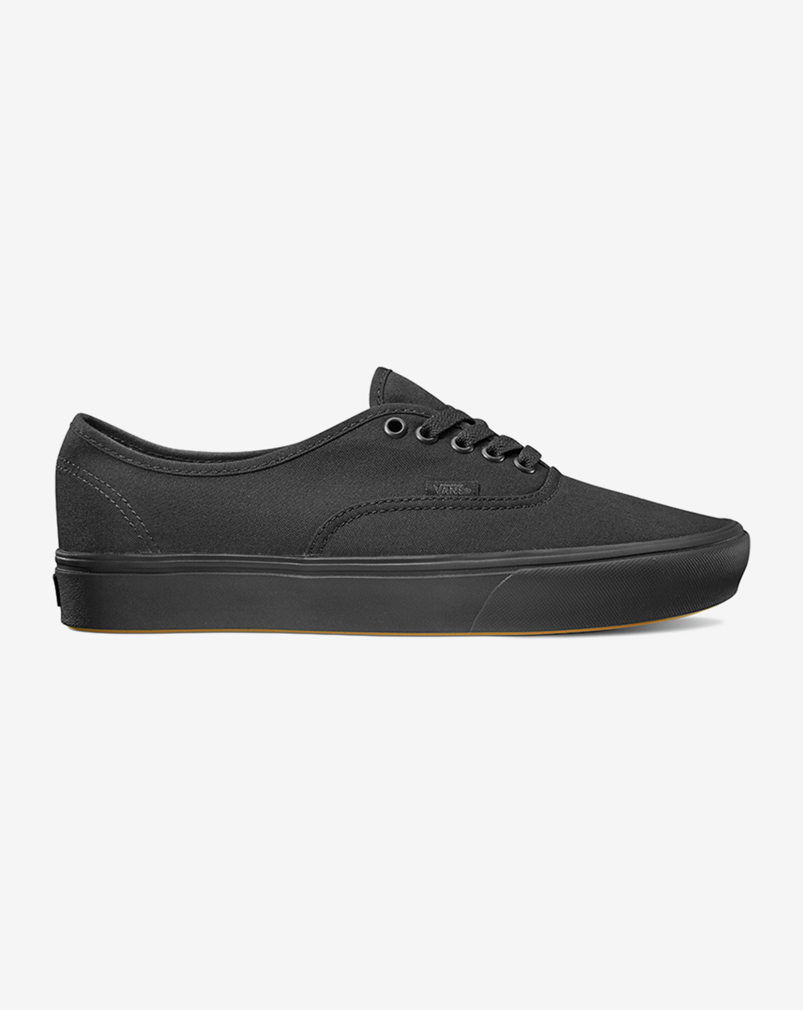 UA ComfyCush Authentic (CLASSIC) BLACK