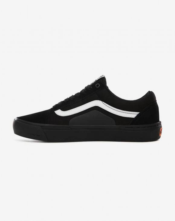 detail MN Old Skool Pro BMX (CULT) BLACK/BL