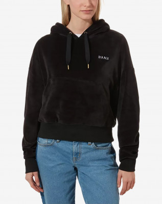WM JEWELS HOODIE Black