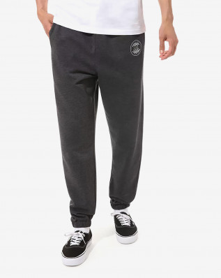 OG CHECKER FLEECE PANT BLACK HEATHER
