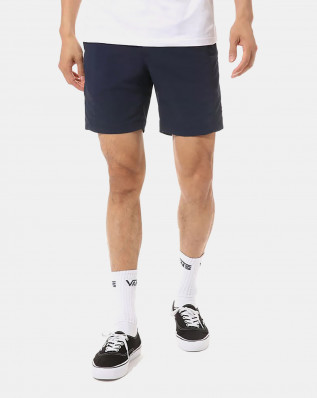 VANS X PILGRIM SURF + SUPPLY SHORT DRESS BLUES