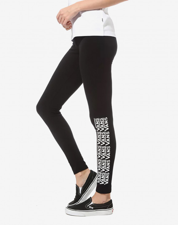 detail CHALKBOARD FAIR WELL LEGGING BLACK