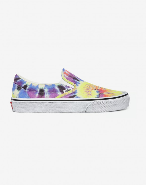 detail UA Classic Slip-On (WASHED) TIE DY