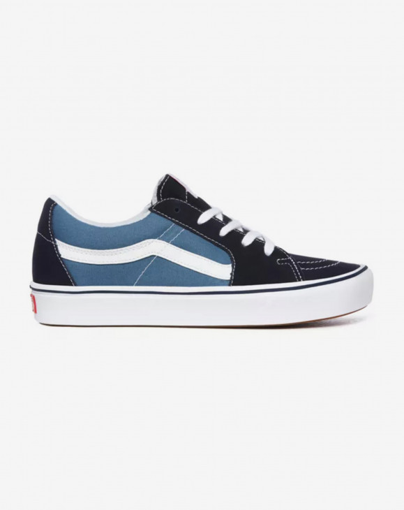 detail UA ComfyCush SK8-Low (CLASSIC) NAVY/
