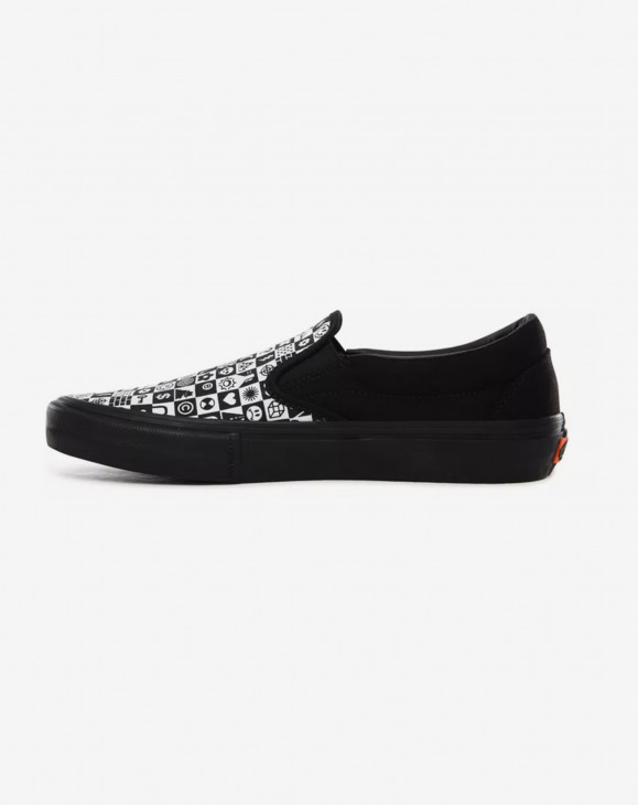 detail MN Slip-On Pro (CULT) BLACK CH