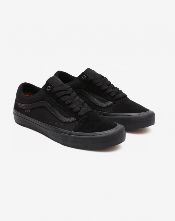 detail MN Skate Old Skool Black/Black