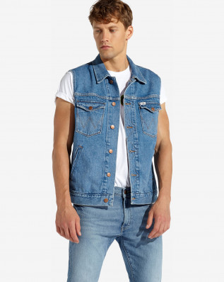 DENIM VEST YOSEMITE
