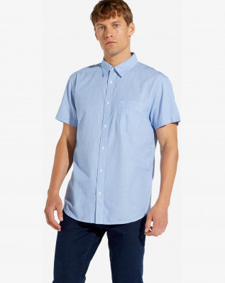 SS 1PKT SHIRT TURKISH SEA