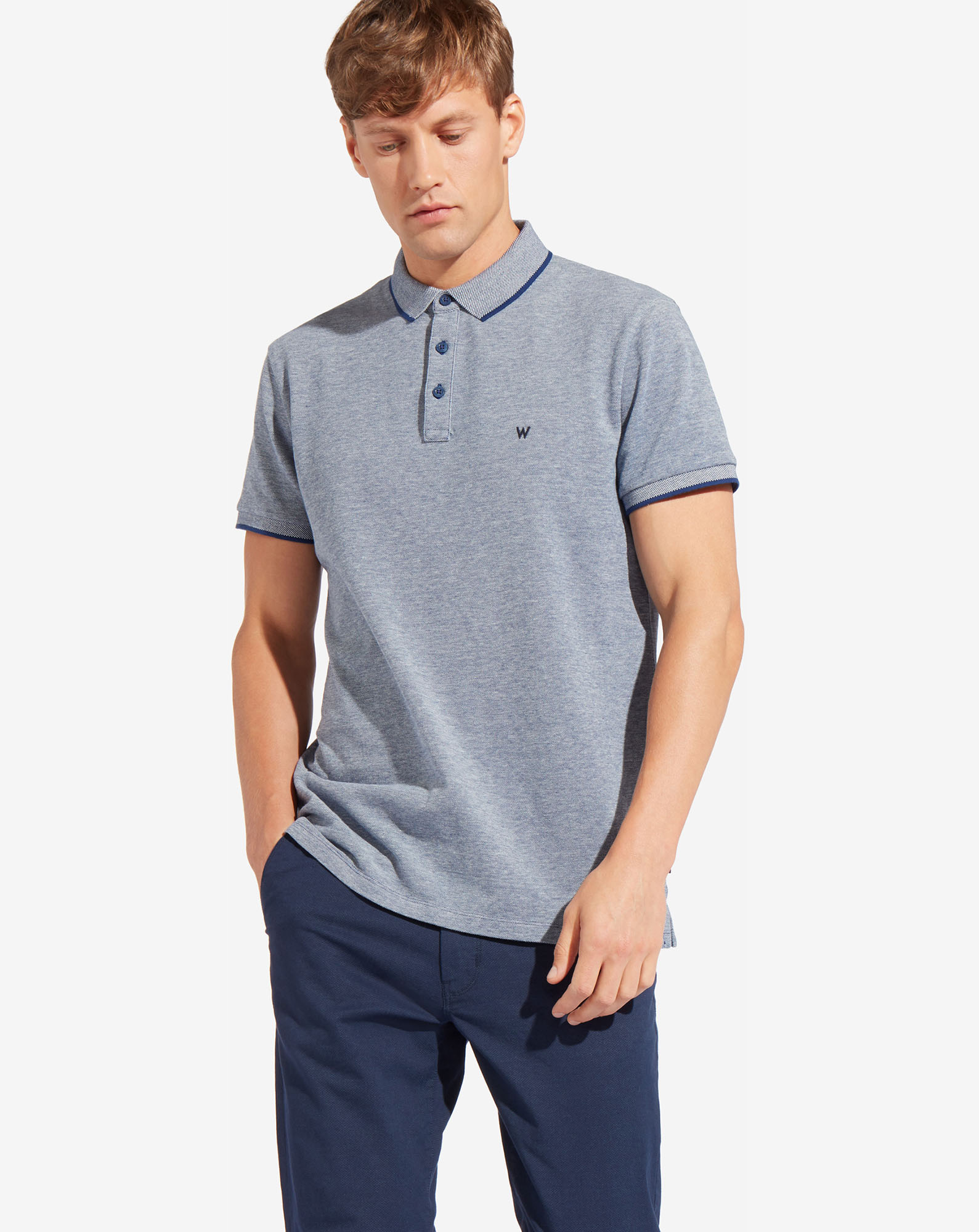 REFINED POLO BLUE DEPTHS